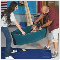 Pea Pod Inflatable Student Calming Station - 48-in