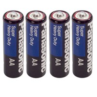 AA Batteries - 4-Pack