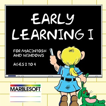 Early Learning I- For 5 Users -Software