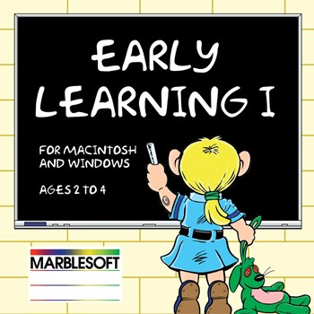 Early Learning I- Single User -Software