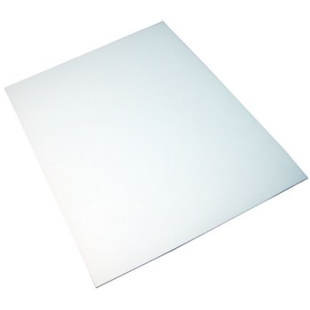 Non-slip Pad with Adhesive Bottom - White