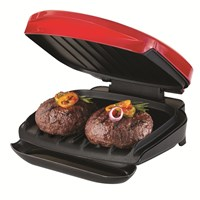 George Foreman Champ Grill - Red