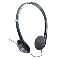Deluxe Folding Headphone - -Adult