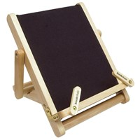 Medium Wooden Bookchair - Black