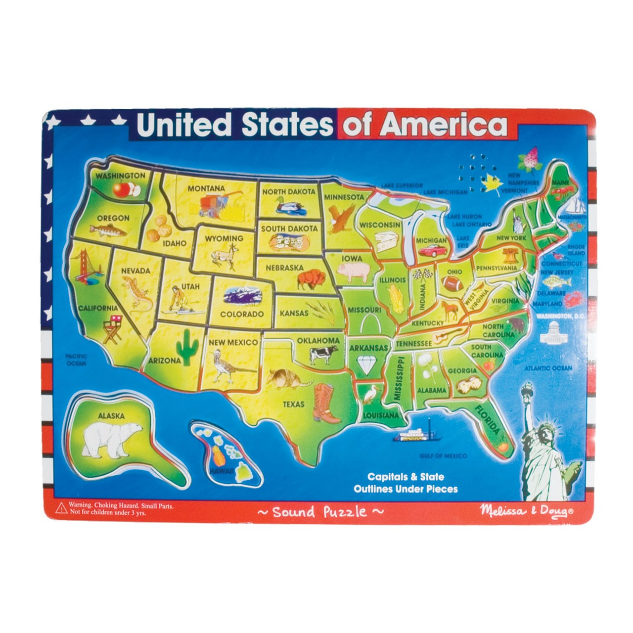 Sound Puzzle- Talking U.S.A. Map on usa home, my little pony puzzle games, usa jersey, louisiana games, colonial america games, new mexico games, usa 50 states, new york games, usa thanksgiving, statue of liberty games, florida games, usa outline maps, usa state nickname, usa puzzle, animals games, dinosaurs games,