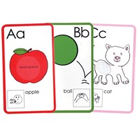 SENSEsational Alphabet Touch-Feel Picture Cards