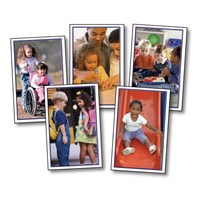 Children Learning Together Learning Cards-23 Cards