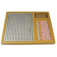 Reizen Combined Arithmetic and Abacus Frame
