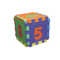 Mini EduTile Number Tiles - 10 Pieces