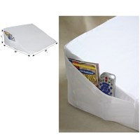 Space Saver Bed Wedge - 10 in x 20 in x 20 in