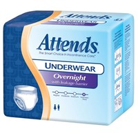 Attends Overnight Underwear- Medium -64-cs