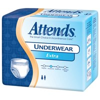 Attends Protective Underwear-Extra- XL -56-cs