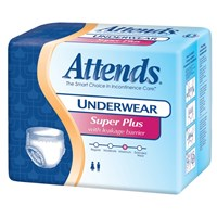 Attends Protective Underwear-SuperPlus-Small-80-cs