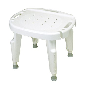 Adjustable Shower Seat- No Arms, No Back