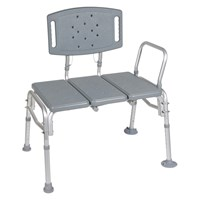 Deluxe Heavy Duty Transfer Bench