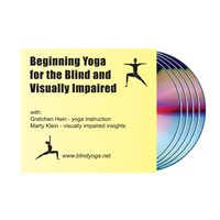 Picture of Beginning Yoga for the Blind and Visually Impaired