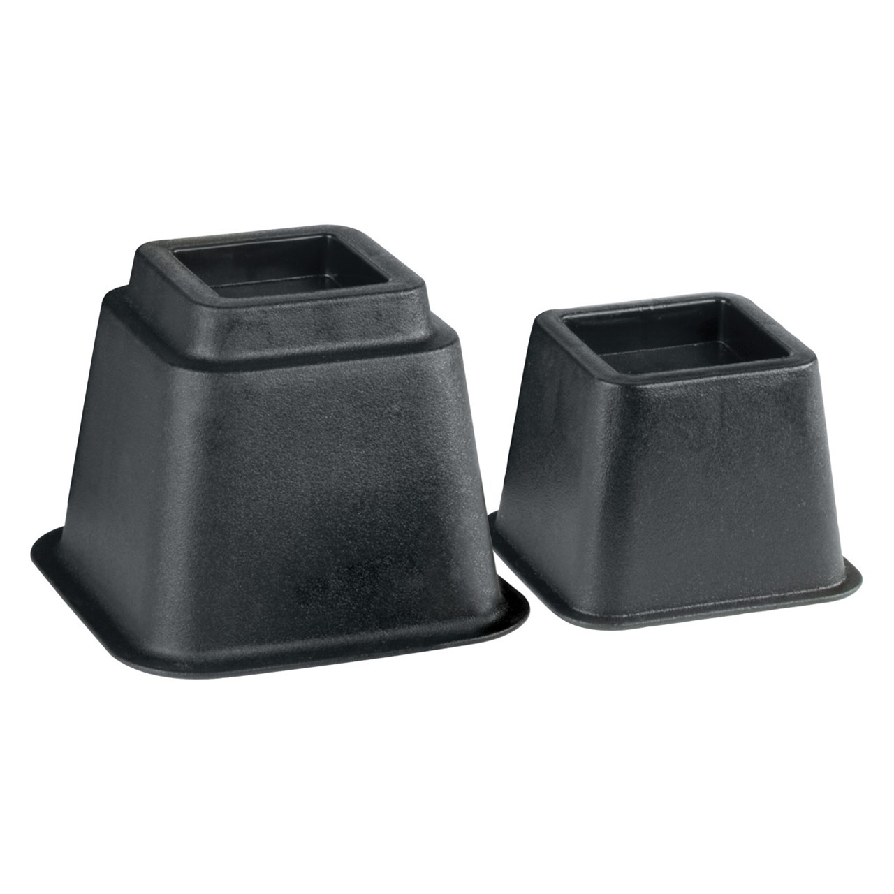 Bed And Chair Risers One Pair 4 Inch