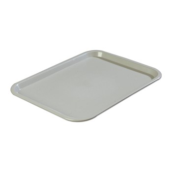 Cafeteria Tray - Gray - 10-in x 14-in