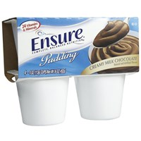 Ensure Pudding - Chocolate- 4 oz -Case of 12