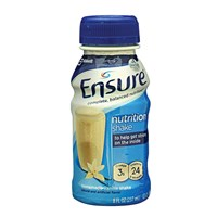 Ensure Shakes - Chocolate- 8 fl oz -Case of 24