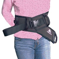 SafetySure Professional Gait and Transfer Belt - Medium