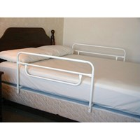 Dual Security Bed Rail - 30 inches