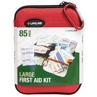 85-Piece AAA First Aid Commuter Kit