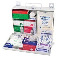 DMI 25 Person Metal First Aid Kit
