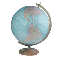 The Globe - Tactile and Visual