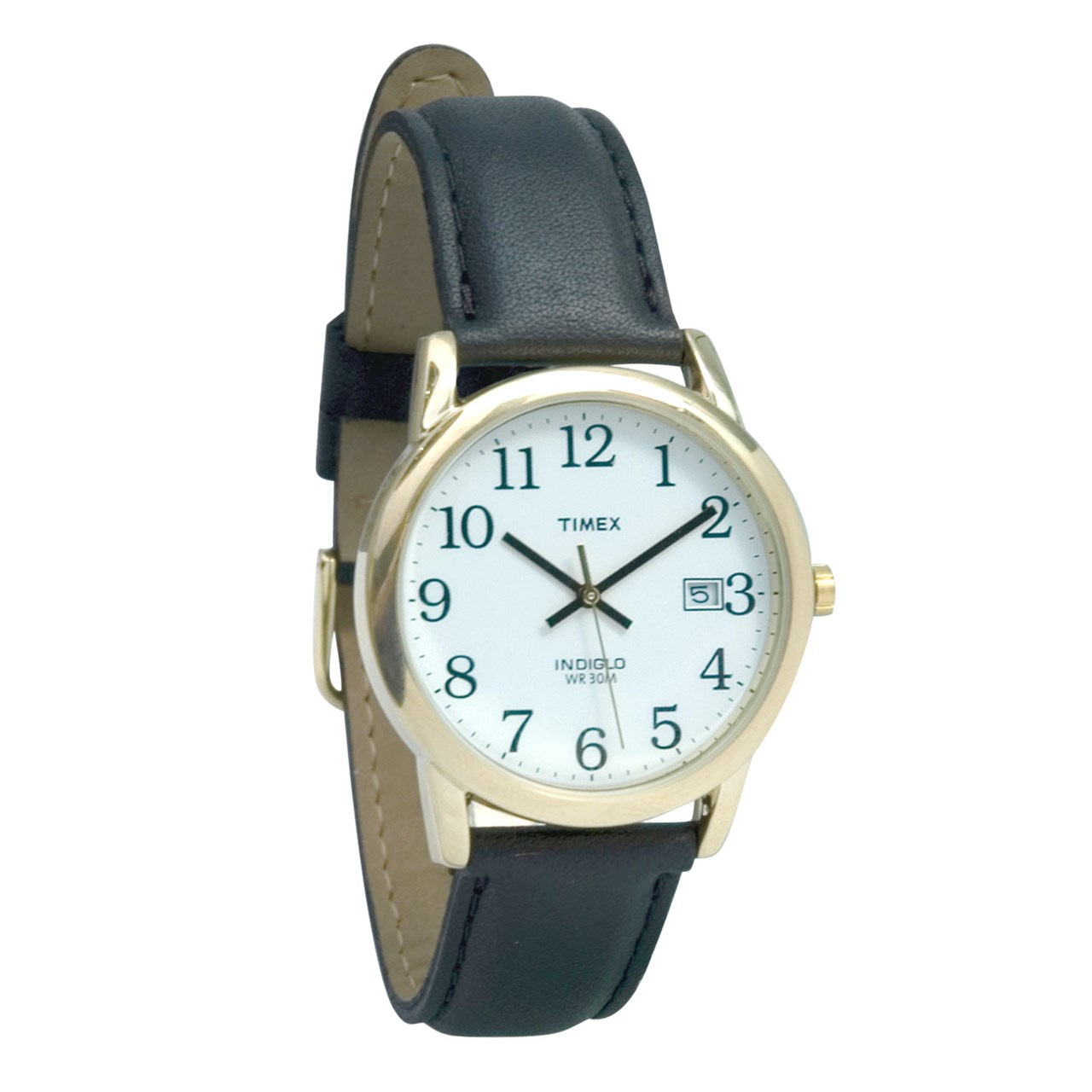 26d2d09db3f72 Easy Reader by Timex -Leather Band ...