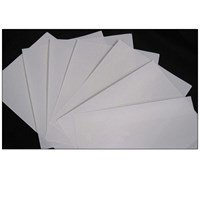 Brailon Plastic Sheets-11 x 11.5in-Heavy-100ct