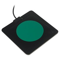 Plate Switches - Green