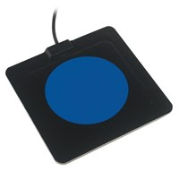 Plate Switches - Blue
