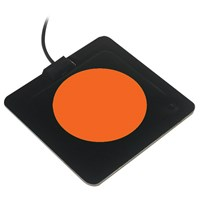 Plate Switches - Orange