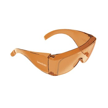UV Shield Glare Cutters - Amber-Orange