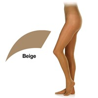 UltraSheer 8-15mmhg Pantyhose - Plus - Beige