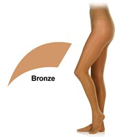 UltraSheer 8-15mmhg Pantyhose - Large - Bronze