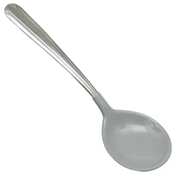 Plastic Coated Spoons - Soupspoon