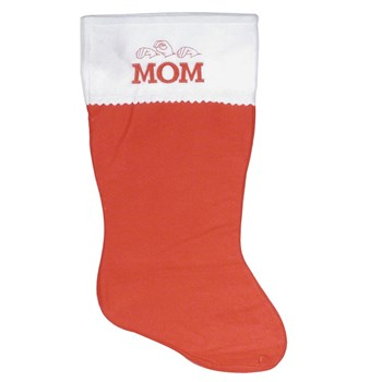 Christmas Stocking - Mom