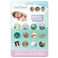 Sleep Sounds for Baby Sound Card for Sound Oasis
