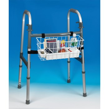 Walker Basket with Tray