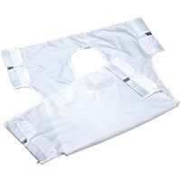 Polyester Sling with Commode Opening