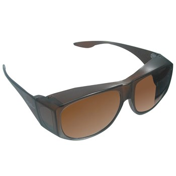 FitOver Sunglasses - Amber