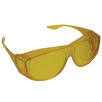 FitOver Sunglasses - Yellow