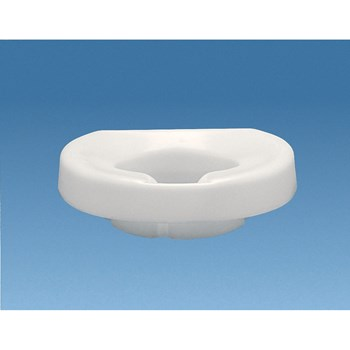 Tall-Ette Contoured Raised Toilet Seat- 2-in Elong