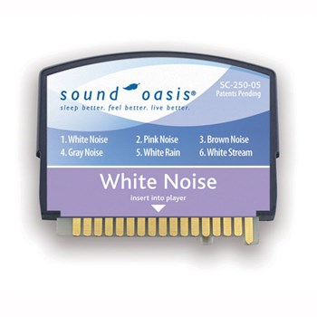 White Noise Sound Card for Sound Oasis System