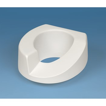 Tall-Ette Arthro Elevated Toilet Seat- Left, Std