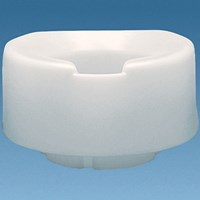 Tall-Ette Contoured Raised Toilet Seat- 6-in Std
