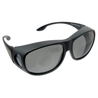 FitOver Sunglasses - Gray