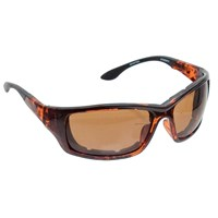 Eyesential Dry Eye Sunglasses - Medium Modified Rectangle- Tortoise-Copper